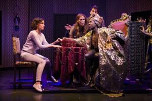 """Il musical """"Ghost"""" al Nazionale con Loretta Grace (foto Gianluigi Di Napoli)"""