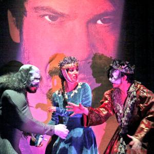 """Milano. Una scena di """"Enrico IV"""" in scena al Teatro Litta con la regia di Alberto Oliva (foto Congiu)"""