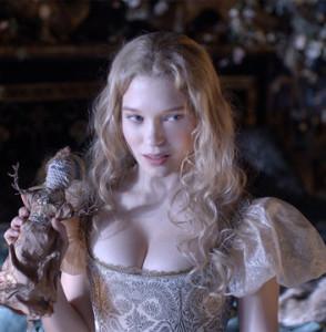 """Léa Seydoux in una immagine di """"La Bella e la Bestia"""" per la regia di Christophe Gans"""