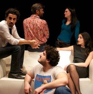 """Milano. Gli interpreti di """"Mattia. A Life Changing Experience"""", di Bruno Fornasari, al Teatro Filodrammatici"""