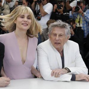 Anche Roman Polansky e la moglie Emmanuelle Seigner saranno presenti al Festival di Locarno