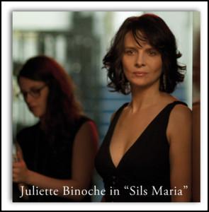 Juliette Binoche. Locarno