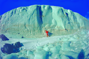 Antartide (quadrante neozelandese). Novembre dicembre 1976 - © Walter Bonatti/Contrasto