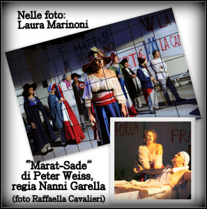 collage marat-sade