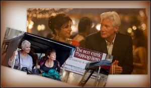 collage marigold hotel