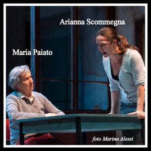 DUE DONNE CHE BALLANO-Maria Paiato, Arianna ScommegnaphMarinaAlessi