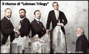 LehmanTrilogy - foto LuigiLaSelva