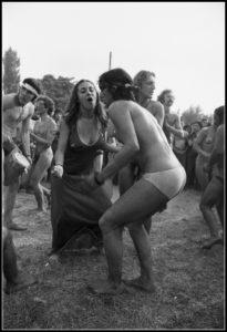 Parco Lambro. Milano. Rullino 482, 26/06/1976 - © Dino Fracchia