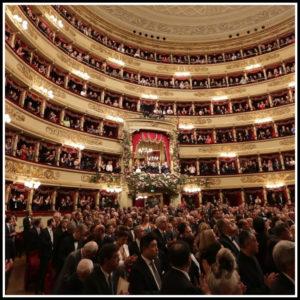 Expo: al Teatro alla Scala la 'Turandot'