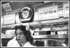Robert Frank, Ranch market, Hollywood, 1955-56